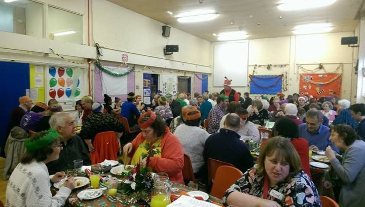 Sale West Christmas meal