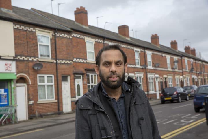 Arfan Zaman - Project Co-ordinator of One Palfrey Big Local