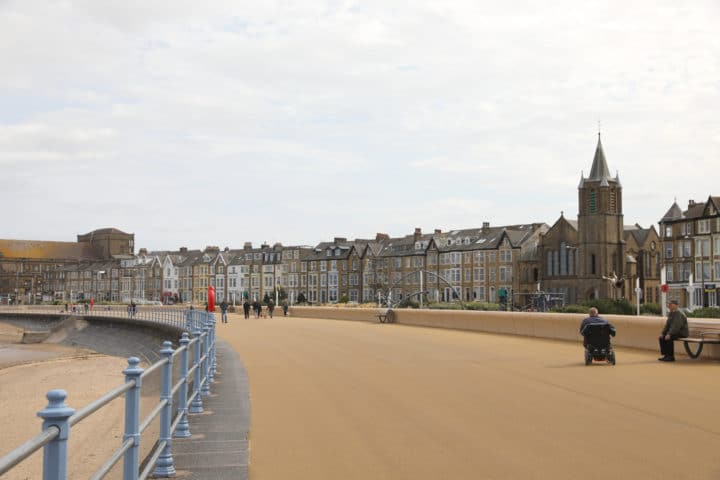West End, Morecambe