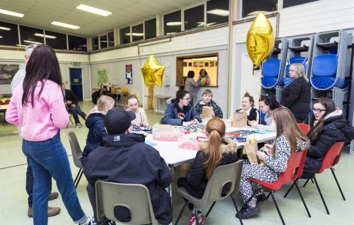 people at Newington Big Local's Chill Club